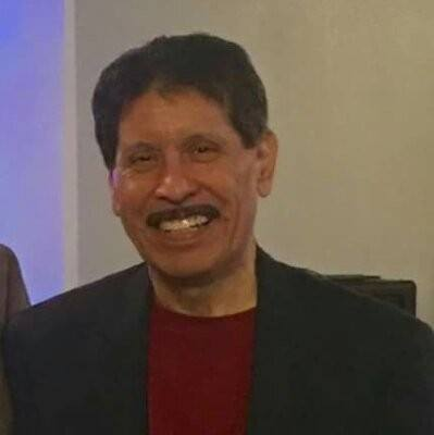 Pastor Roy Martinez