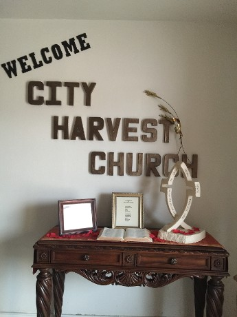 Welcome - City Harvest Church
